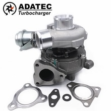 Garett-turbine Jrone GT1544V   740611 28201-2A100 282012A100, turbine 282012A110 pour KIA Ceed 782403 CRDi, 81 Kw-1.5 HP U1.5L