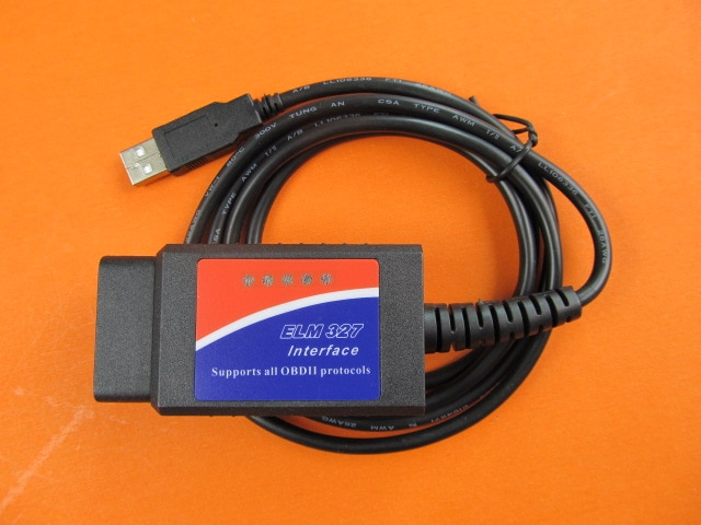 Elm327 v 1.5 Usb  Scan Tool Interface  Supports All OBD2 Protocols