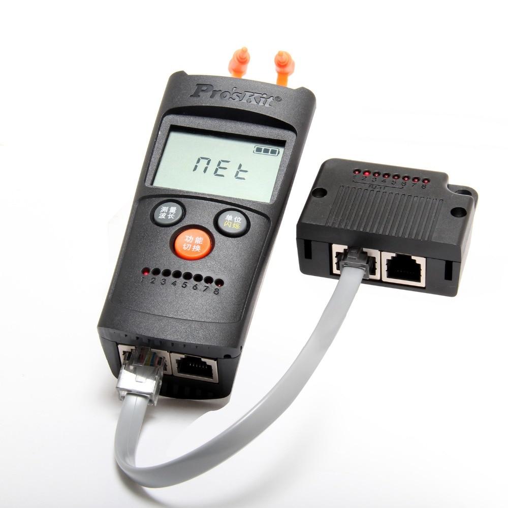MT-7602-C défaut visuel 4-en-1 compteur de puissance de Fiber