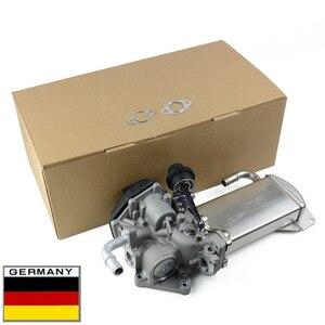 AP01 EGR VALVE EMISSION COOLER EXHAUST GAS RECYCLING For VW T5 T6 2.0 TDI 03L131512Q