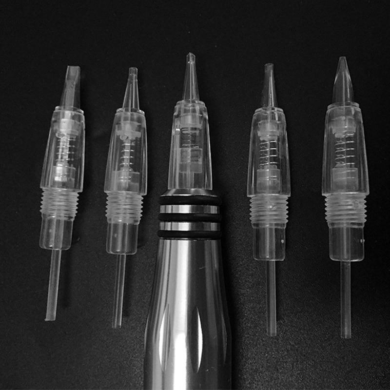 50pcs Cartridges Needles Makeup Eyebrow Needles Permanent Makeup Machine Needles