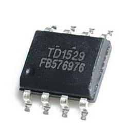 10 sztuk/partia TD1529PR TD1529 SOP-8 prostownika buck układu nowy oryginał