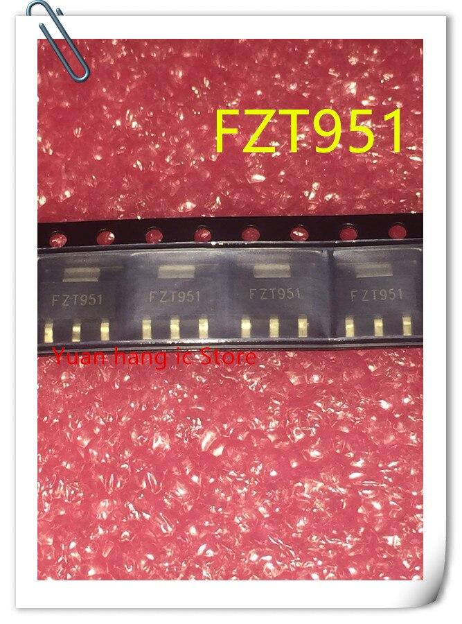 10PCS FZT951TA  FZT951T FZT951 SOT223