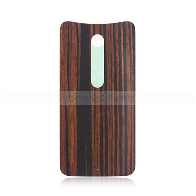 OEM reemplazo de la cubierta posterior para Motorola Moto X estilo ébano XT1570 X Pure Edition X + 2