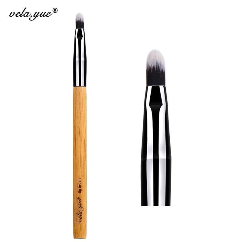 Vela. yue lápiz labial pincel de maquillaje de labios cosméticos herramienta de belleza