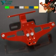 Support de plaque dimmatriculation de moto   Pour Honda 919 CB1000 600 600 HORNET 900 CBR 600 F2 4 900RR 250 VTR 250 MSX PCX125