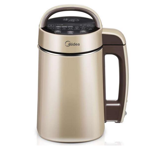 قوانغدونغ ميديا HC13J61 فول الصويا آلة الحليب 1.3L 220 فولت المنزلية حليب الصويا صانع التوفو حليبي الشاي المربى عصيدة الأرز لصق عصارة