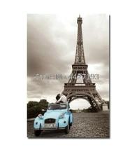 Couple Lover Full Drill Diamond Painting Cross Stitch Kit Mosaic Paris pagoda Scenery Art Gift 5D Diamond Embroidery Home Decor