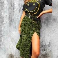 2019 faldas womens fashion summer sexy split print skirt womens cross polyester material skirt and calf skirt %d1%8e%d0%b1%d0%ba%d0%b0 %d0%b6%d0%b5%d0%bd%d1%81%d0%ba%d0%b0%d1%8f 40