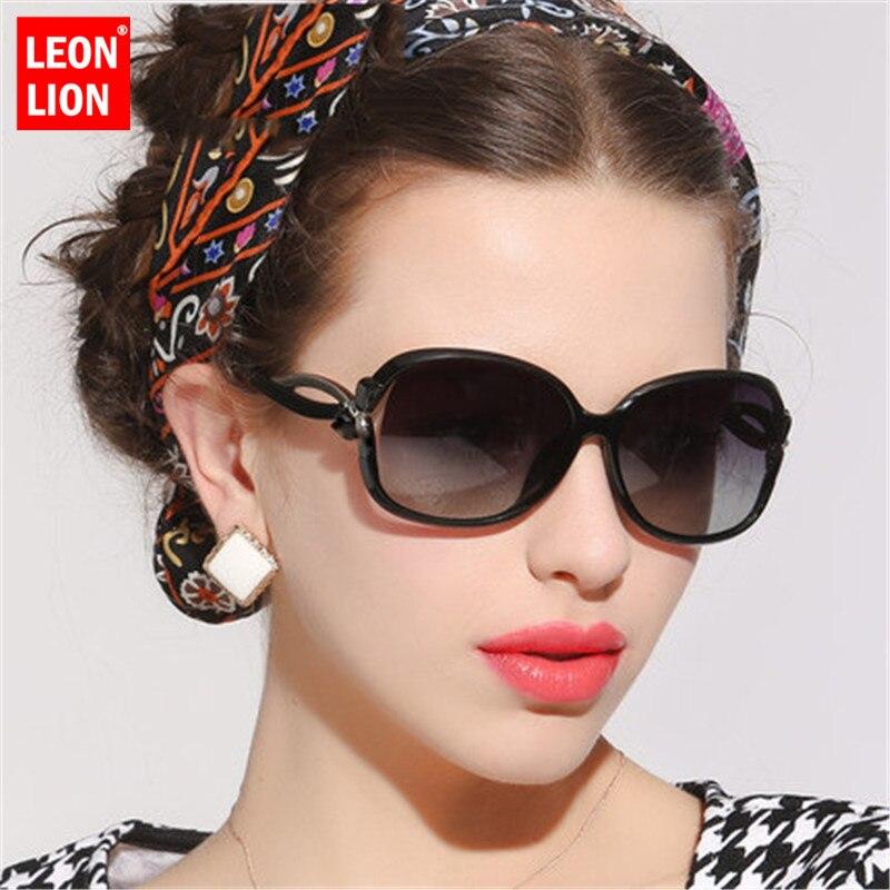 Солнечные очки LeonLion в форме бабочки с зеркальными дужками, женские пластиковые овальные солнцезащитные очки, роскошные дорожные солнечные ...