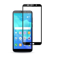 2pcs 9H Full Tempered Glass For Huawei Y5 2018 Y5 Prime 2018 Y5 lite 2019 5.45