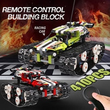 Yeshin 13023 13024 compatível com 42065 conjunto de blocos de construção do carro de controle remoto tijolos modelo montagem crianças presentes natal