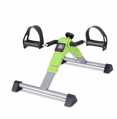 Mini terapia casera bicicleta fisioterapia rehabilitación extremidades ejercicio gimnasio máquina salud recuperación ancianos pacientes diabéticos