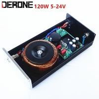 120W DC 5V 9v 12v 15v 24V Precision Linear Regulated Power Supply Can be Custom output voltage 5-24V