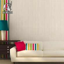 Papier peint décoratif moderne de PVC papier peint imperméable de PVC 3d pour le salon de chambre à coucher