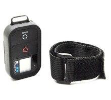 Wifi Wireless Remote Control Wrist Band + Silicone Case for Gopro Hero 7/6/5/4/3/3+/2/1