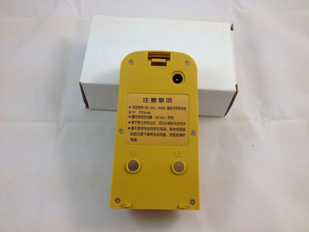 South Umfrage Totalstation Batterie NB-20a South NB20a batterie für süd totalstation