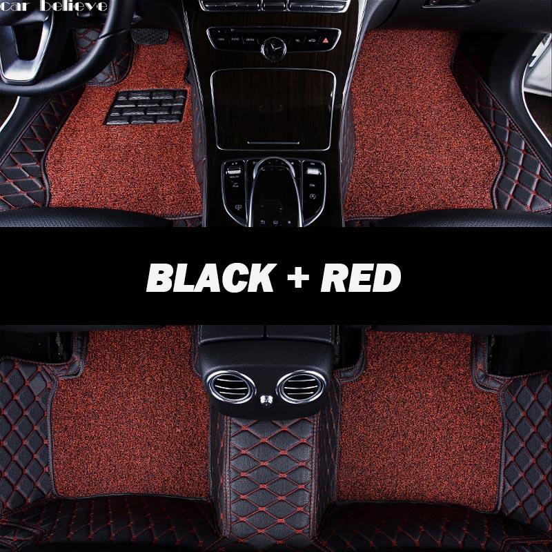 Car Believe car floor mat For lexus nx gs is 250 gx470 lx570 gs300 is250 rx ct200h es350 lx470 ls460 accessories carpet rugs