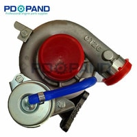 turbo CT26 turbocharger turbine whell turbo kit for Toyota Land Cruiser J8 4164 cc 1HDT diesel engine 17201-17010
