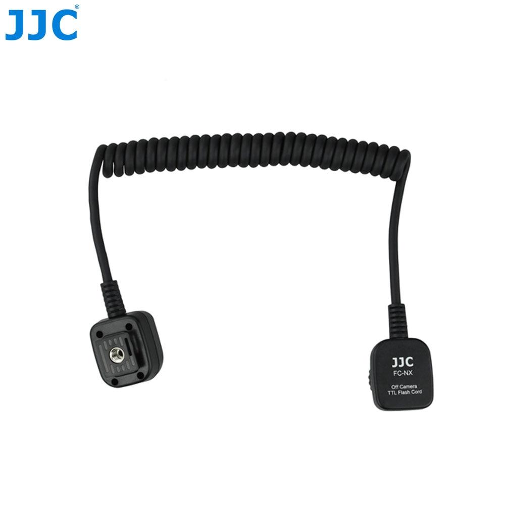 JJC-Cable remoto para cámara sin espejo Cable de sincronización de zapata caliente...
