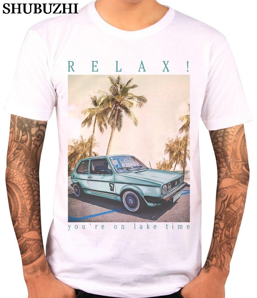 Брендовая Хлопковая мужская футболка с коротким рукавом, крутые футболки, дизайнерские мужские футболки с принтом для игры в гольф, Лидер продаж