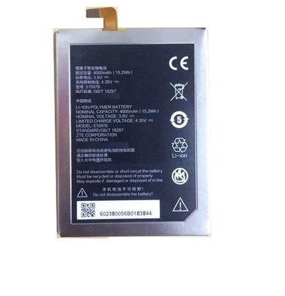 3,8 V 4000 мА/ч, E169-515978 515978 zte Q519T лезвие X3 D2 A452 Батарея