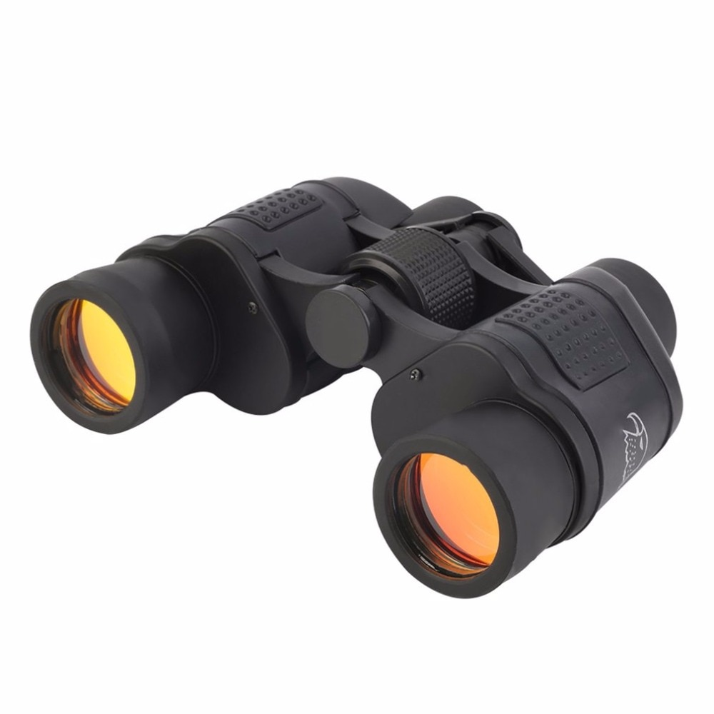 Бинокль 60x60, телескоп для охоты, ночного видения, 3000 м, HD, туризм, путешествия, военный, высокое разрешение, профессиональный спорт