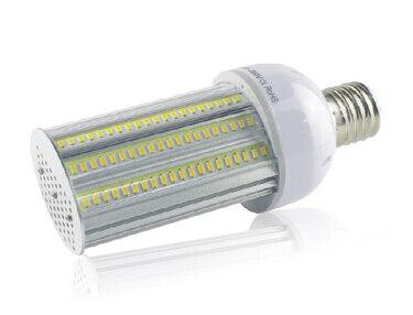 10 unids/lote E27 E40 Luz de calle LED 25w bombilla LED tipo mazorca IP64 lámpara de jardín impermeable lámparas de garaje AC85-277V