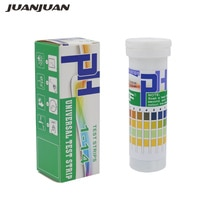 150 tiras en caja de tiras de prueba de PH rango 1-14 probador de papel indicador rango 4,5-9,0 tiras de prueba de PH para Saliva y orina 15% de descuento