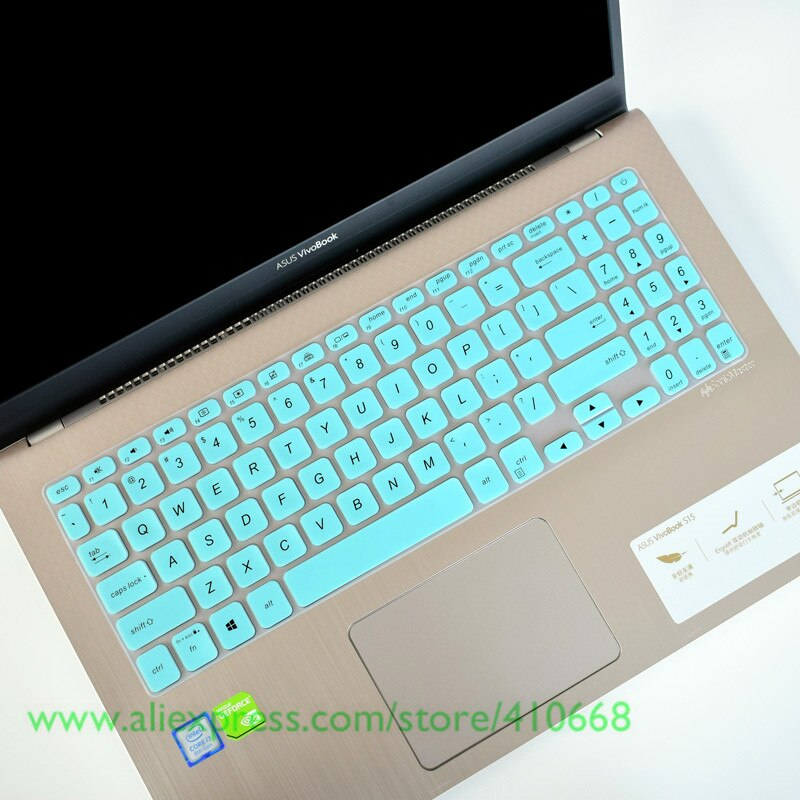 For Asus Vivobook S15 s530un S530F S530FN s530ua S530U s530UF s530fa S530 UN UA 15.6 inch Keyboard Protector Skin Cover