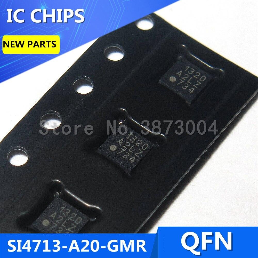 10 piezas SI4713-A20-GMR QFN) Componentes electrónicos Chips IC nuevos y originales