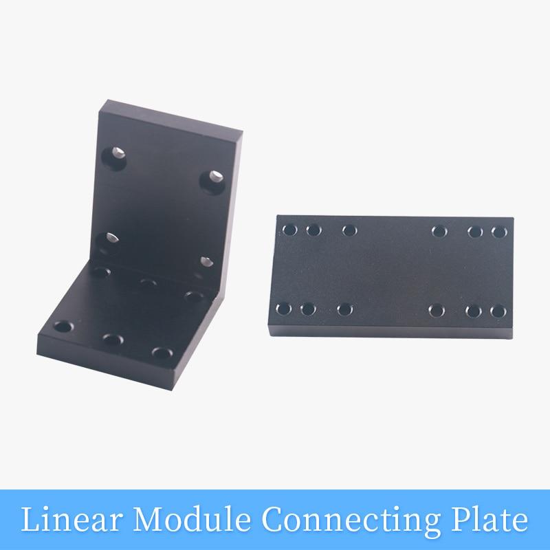 أقواس زاوية لوحة التوصيل لوحدة الحركة الخطية CNC, طريقة XYZ