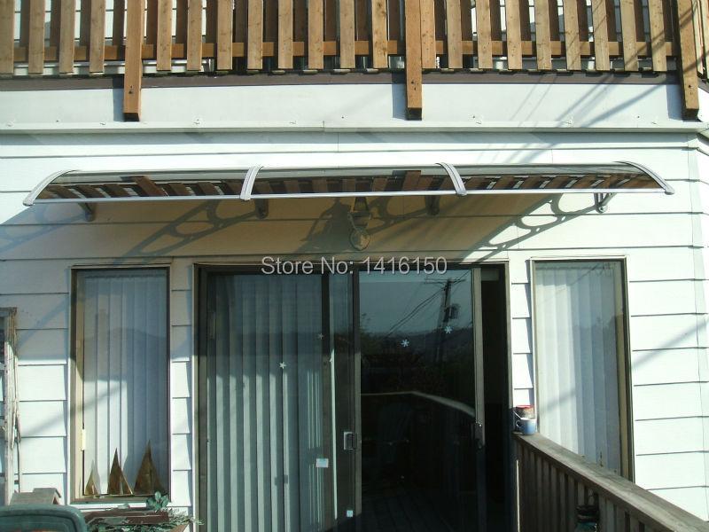 DS80300-A,80x300cm,depth 80cm,width 300cm.entrance door canopy,window door awning,aluminum window awning