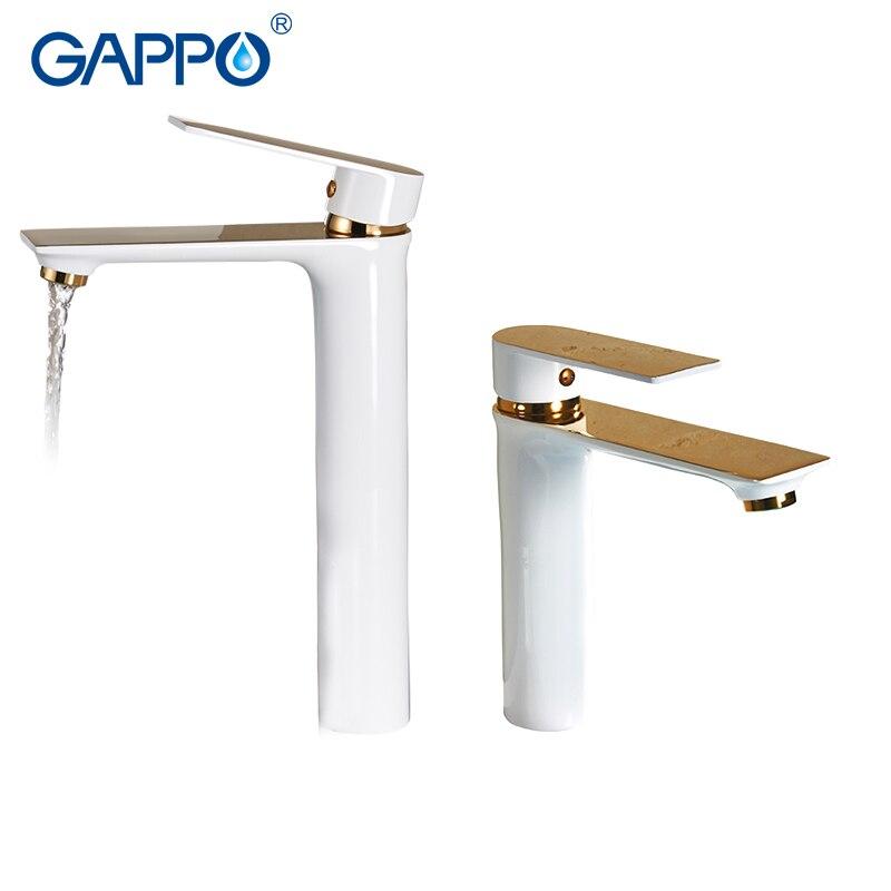 Grifos de lavabo GAPPO lavabo grifo de cuarto de baño grifos agua grifo mezclador cascada grifo mezclador grifo del baño