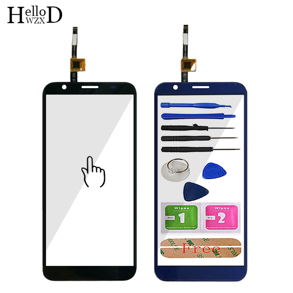 5.5'' Mobile Phone Touch Screen TouchScreen For Doogee X55 X 55 Touch Glass Front Glass Digitizer Pa