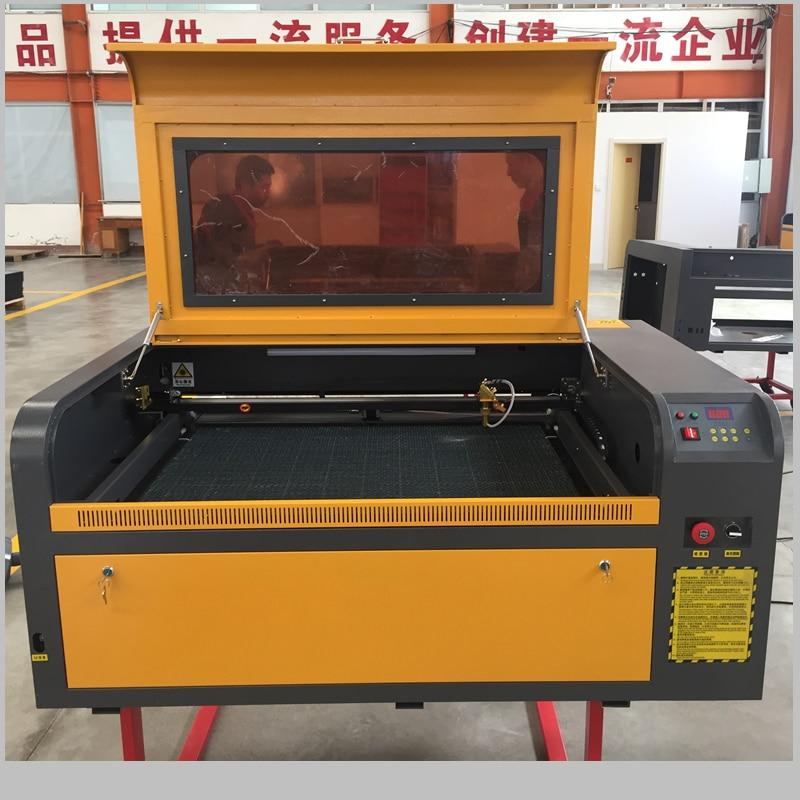 Co2 laser engraving machine 220v / 110v laser cutting machine diy CNC engraving machine laser 100w 6090 laser engraving machine недорого