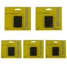 10 pièces haute qualité pour Sony Playstation 2 PS2 8 mo 16 mo 32 mo 64 mo 128 mo carte mémoire