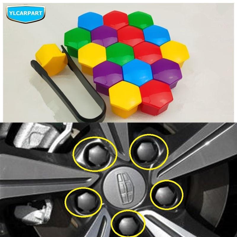 For Geely Emgrand GL,GS,Car  wheel screw cap