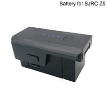 Batería Lipo 7,4 V 1500mAh para SJR/C SJRC Z5 X103W KF608 Drone recambios de cuadrirrotor RC batería para SJRC Z5 helicóptero accesorio