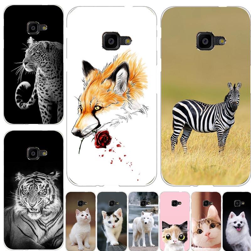 Para Samsung Galaxy Xcover4 funda Xcover 4 G390F SM-G390FCase funda dura especial carcasa Vogue ojo bolsa diseño cubierta impresión