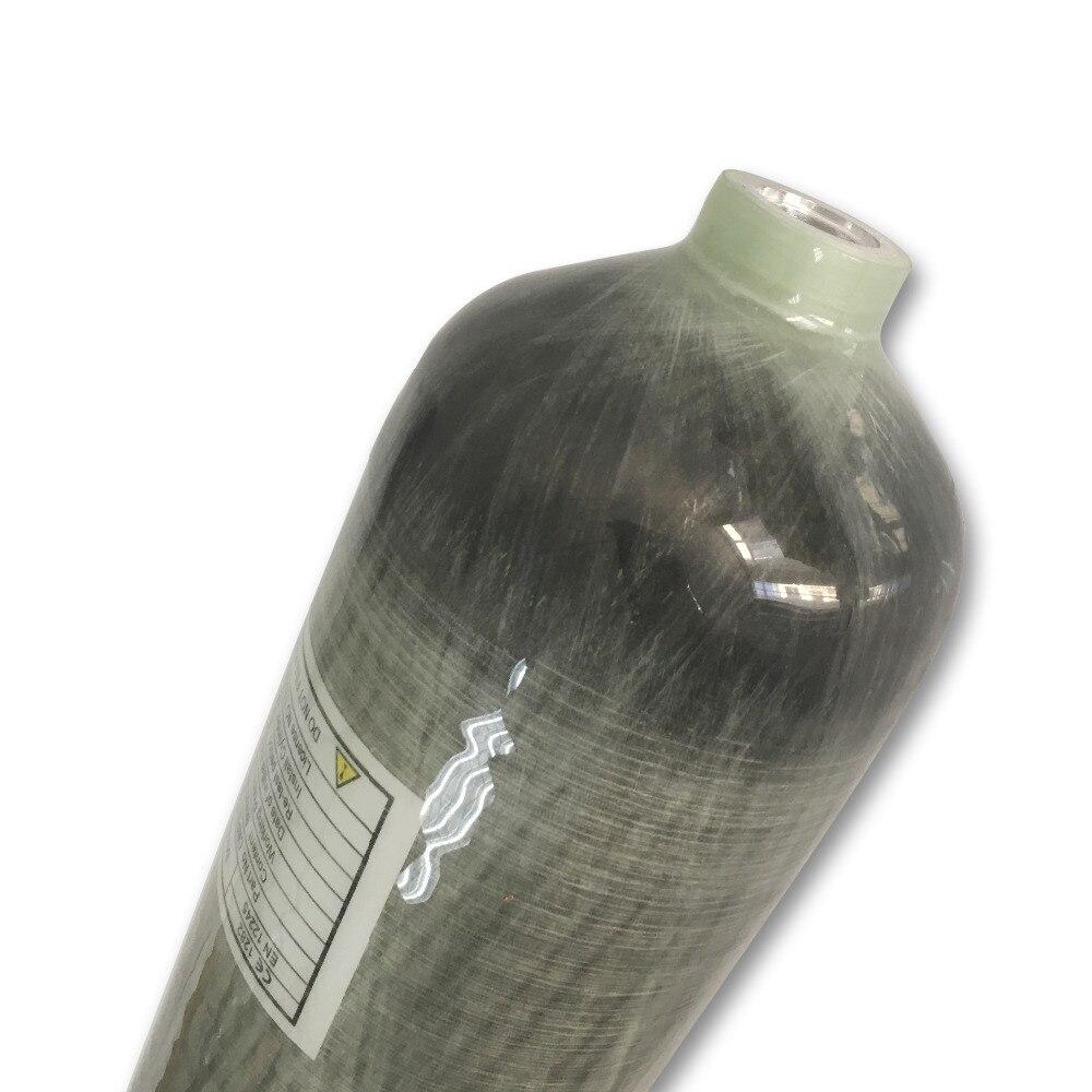 AC103 бутылка для дайвинга 3L CE мини резервуар подводного плавания HP 4500PSI контейнер