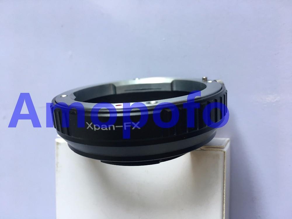 Adaptador AMOPOFO para Hasselblad Xpan, para Fujifilm X-Pro1 X1 Pro E1, montaje FX xpan-fx