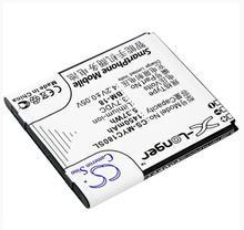 Cameron Sino 1450mAh battery for MYPHONE C-Smart III BM-18 Mobile, SmartPhone Battery