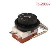 TS-200SR Корея Радуга капиллярный термостат 0-200 градусов Цельсия отпускной Переключатель Регулируемая температура 3-футовый регулятор темпера...