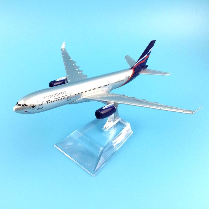 Avión Airbus 330 A330 Airways de 16cm con aleación de Metal modelo aeroplano modelo W juguetes de regalo