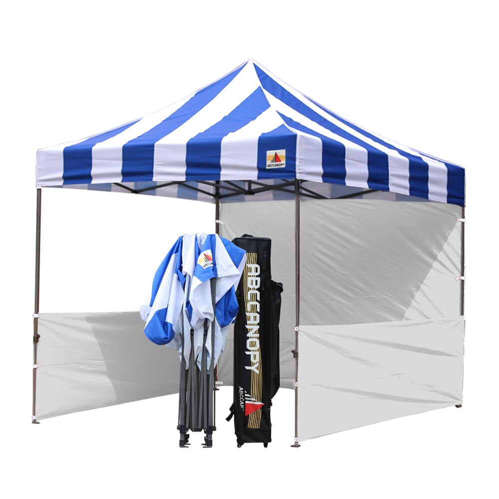 2019 Promotional New trade show stripe pop up gazebo tent