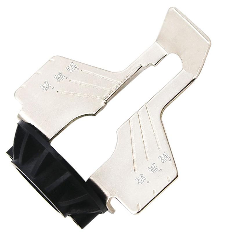 Kit per affilare motoseghe smerigliatrice elettrica set di accessori - Utensili abrasivi - Fotografia 2