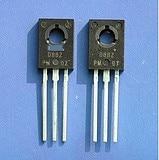100 unids/lote 2SD882 D882 SMD SOT89 3A30V nuevo