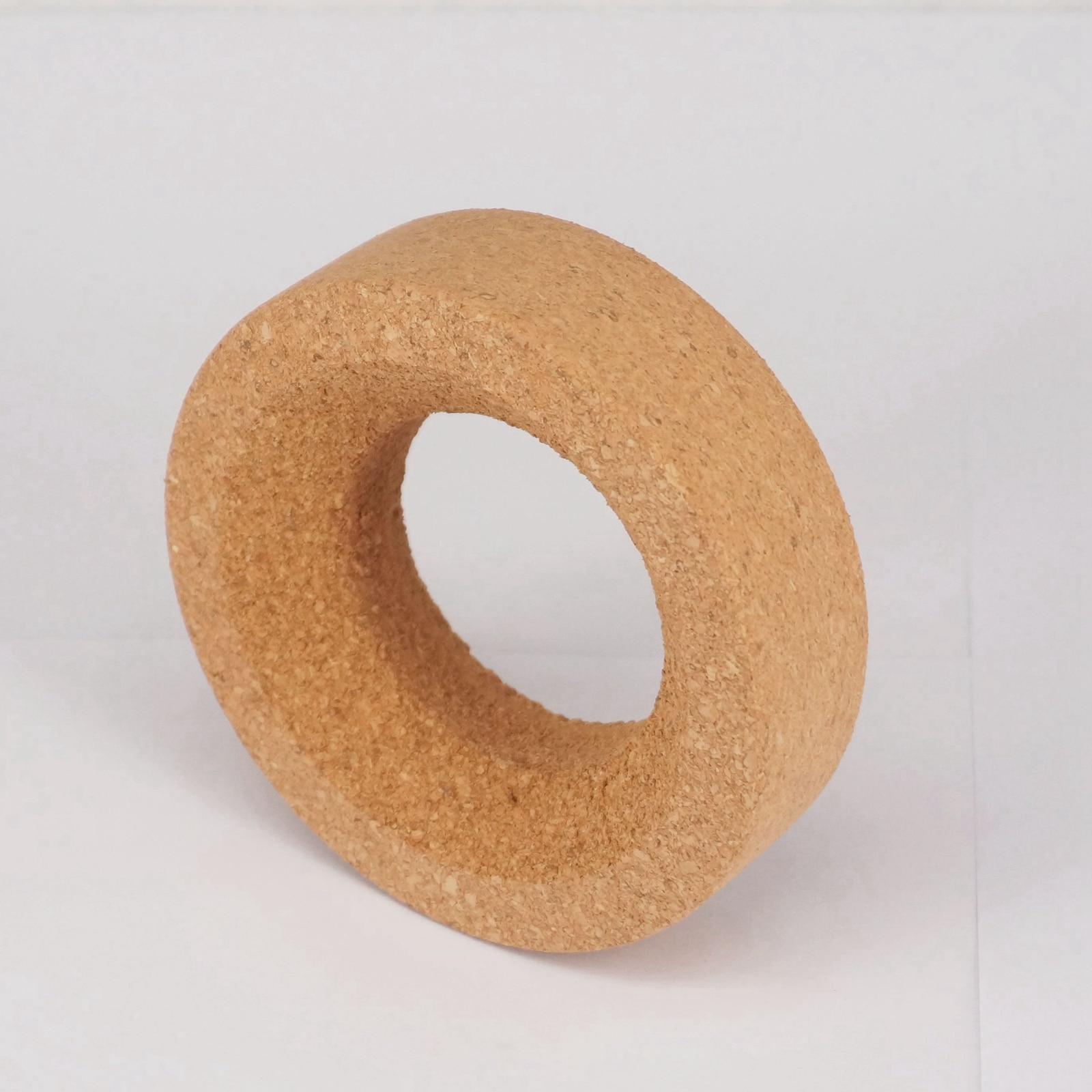 Soporte de anillo de corcho sintético de laboratorio de 110mm de diámetro para frasco de fondo redondo 250 ml-2000 ml