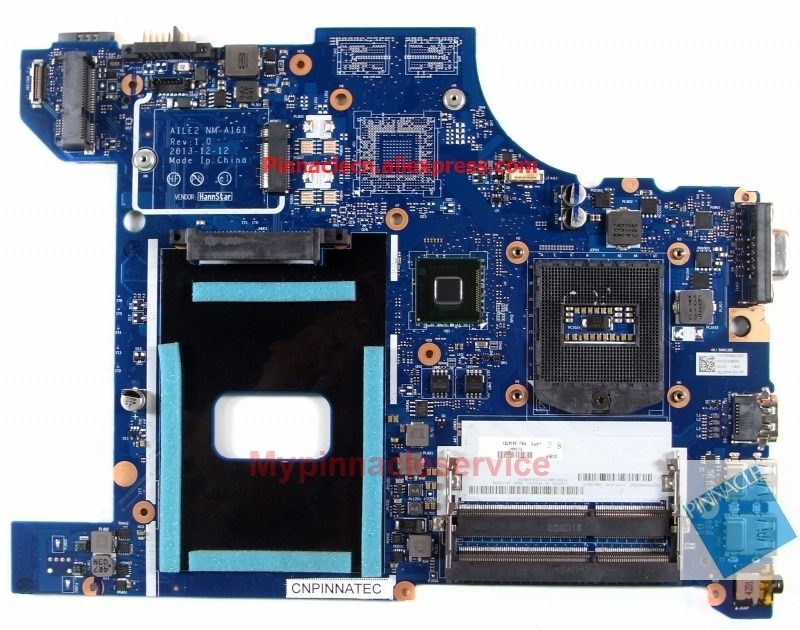 FRU E540 04X4781 Motherboard para Lenovo ThinkPad Motherboard AILE2 NM-A161